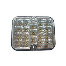 Baklygte JS TrailerParts LED 12V 100x80x30mm